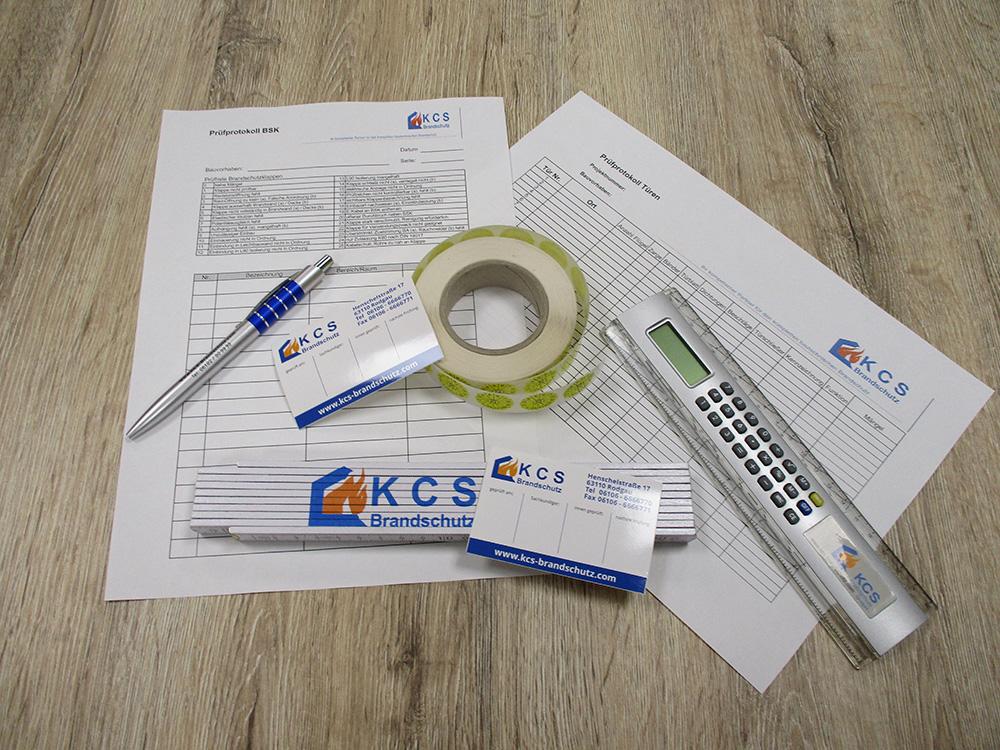 Wartungen | KCS Brandschutz GmbH
